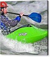 Kayak Acrylic Print