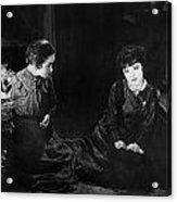 Silent Film Still: Women Acrylic Print