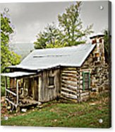 1209-1144 Historic Villines Homestead Acrylic Print by Randy Forrester