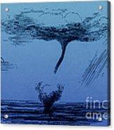 Waterspout Acrylic Print