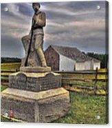 149th Pennsylvania Infantry Acrylic Print