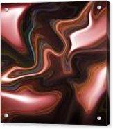 Abstract Pattern Art Acrylic Print