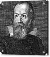 Galileo Galilei (1564-1642) Acrylic Print