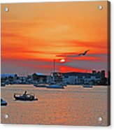 15- Old Port Cove Acrylic Print