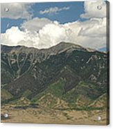 Rocky Mountains Acrylic Print