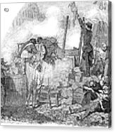 France: Revolution Of 1848 Acrylic Print