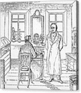 Johann Goethe (1749-1832) Acrylic Print