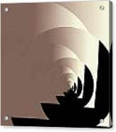 Decoupage Acrylic Print
