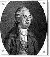 Louis Xvi (1754-1793) Acrylic Print