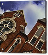 1901 Uab Spencer Honors House Acrylic Print