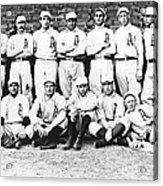 1902 Philadelphia Athletics Acrylic Print