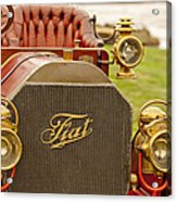 1905 Fiat 60hp Quimby Touring Acrylic Print