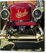 1910 Stanley Model 61 Acrylic Print