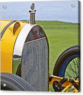 1914 Mercer Model 45 Race Car Grille Acrylic Print