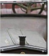 1916 Winton Model 33 Touring Hood Ornament Acrylic Print