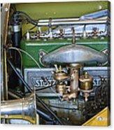 1919 Stutz Bearcat Special Engine Acrylic Print