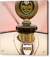 1921 Mercer Series 5 Raceabout Motometer Acrylic Print