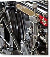 1923 Condor Motorcycle Acrylic Print