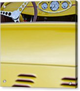 1929 Ford Model A Roadster Acrylic Print