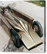 1929 Golden Arrow Acrylic Print
