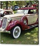 1930 Buick Acrylic Print