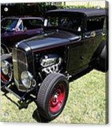 1931 Ford Victoria . 5d16454 Acrylic Print