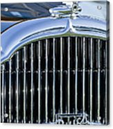 1932 Buick Series 60 Phaeton Grille Acrylic Print