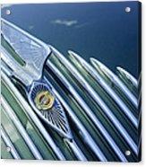 1934 Chrysler Airflow Hood Ornament Acrylic Print