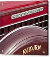 1935 Auburn Emblem Acrylic Print