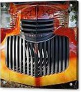 1936 Chevrolet Pickup Truck Acrylic Print