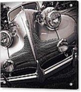 1939 Buick Eight Acrylic Print