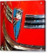 1940 Chevrolet Special Deluxe Acrylic Print