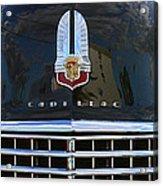 1941 Cadillac Grill Acrylic Print