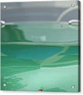 1941 Chrysler Thunderbolt Concept Car  Acrylic Print