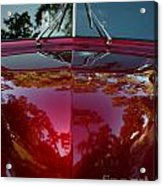 1941 Ford Truck Nose Acrylic Print