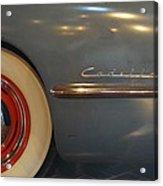 1942 Cadillac - Series 62 Sedanette Fastback Acrylic Print