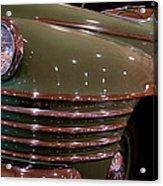 1942 Chrysler Royal Business Coupe Acrylic Print