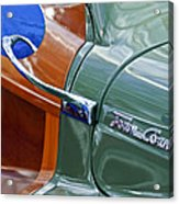 1948 Chrysler Town And Country Convertible Coupe Acrylic Print