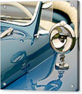 1948 Lloyd Templeton Mercury Saturn Bob Hope Roadster Acrylic Print