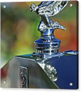 1948 Rolls-royce Hood Ornament Acrylic Print