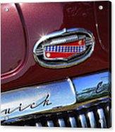 1951 Buick Eight Acrylic Print