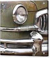1951 Nash Ambassador  Acrylic Print