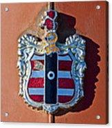 1952 Dodge Emblem Acrylic Print