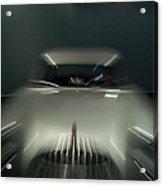 1952 Mercedez Benz Acrylic Print