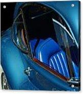 1953 Jaguar 120m Wind Wings Acrylic Print