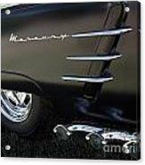 1953 Mercury Monterey Acrylic Print