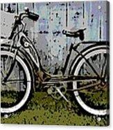 1953 Schwinn Bicycle Acrylic Print
