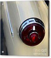 1954 Ford Customline Tail Light Acrylic Print