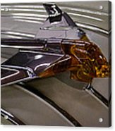 1954 Pontiac Chieftain Deluxe 8 Station Wagon Acrylic Print