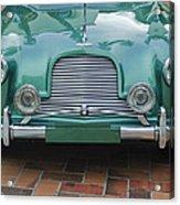 1955 Aston Martin Acrylic Print
